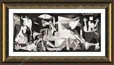 FRAMED Poster Guernica Pablo Picasso Framed Posters For Living Room Framed Art