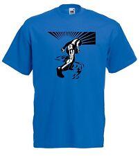 T-shirt Maglietta J1259 Skyrunner Graphics Alpinismo Idea Regalo