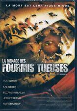 DVD ZONE 2--LA MENACE DES FOURMIS TUEUSES--WOPAT-NEUF