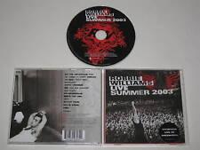 ROBBIE WILLIAMS/LIVE SUMMER 2003 (CHRYSALIS 946432) CD