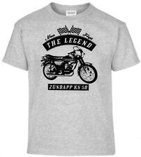 T-shirt, Zündapp KS 50 ,moto, bike,oldtimer,YOUNGTIMER