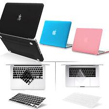 "Laptop Matte Hard Rubberized Case For Apple MacBook Pro 13/15"" Air 11/13""inch"