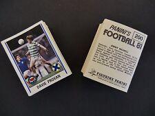 """PANINI 1981 """"CALCIO 81"""" (da 1 a 200) - Scegli la tua carta adesivo"""