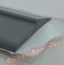 Garage Door Weather Seal Threshold -Self Adhearing-Peel & Stick-GRAY