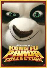 Kung Fu Panda Three-Disc DVD Boxed Set (Kung Fu Panda / Kung Fu Panda 2 / Secret