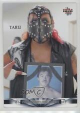 2006 2006-07 BBM Pro Wrestling #032 Taru Card