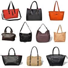 Borsa da Donna a Mano Spalla in Pelle Artificiale Shopping Modelli Diversi