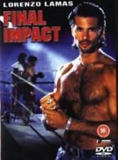 Final Impact martial arts action adventure thriller drama revenge cult graphic