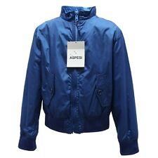 1474N giubbotto ASPESI giacche bomber bimbo double face jackets kids
