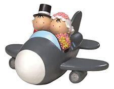 Decorazioni Torta Nuziale Sposi Aereo Cake Topper Wedding