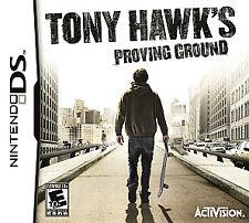 Tony Hawk's Proving Ground (Nintendo DS) Lite Dsi xl 2ds 3ds xl skate boarding