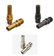 J&L M10 * 1mm Titanio / Freno stud/posts/bosses-for shimano, avid, Extralite, Sram