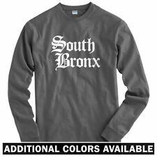 South Bronx Gothic Long Sleeve T-shirt - LS Boricua NYC Bronx Zoo - Men / Youth