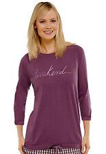 Schiesser Mujer Mix & Relax Camiseta 3/4 brazo Talla 36-48 s-4xl Dormir