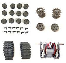 Heng Long Russian T90 1/16 RC Tank Plastic TracksDrive Wheels & Idler Parts UK