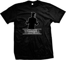 Thanks Wikipedia Graduation College Funny Sarcastic Mens T-shirt