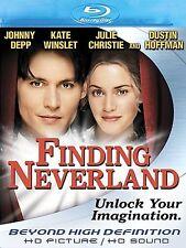 FINDING NEVERLAND (NEW BLU-RAY)