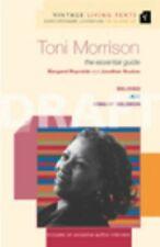 Toni Morrison: The Essential Guide (Vintage L... by Reynolds, Margaret Paperback