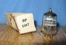 Radio Tubes 5847 Amperex JEP 404A Western Electric WE Type NOS