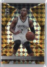 2016-17 Panini Spectra Gold #20 Randy Foye Brooklyn Nets Basketball Card