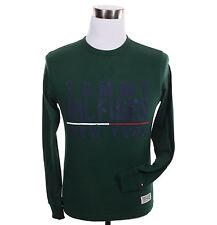 Tommy Hilfiger Men Long Sleeve Classic Fit Sweat Polo Shirt T-Shirt - $0 Ship
