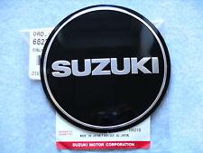 Genuine Suzuki RHS LHS Right Left Engine Emblem GS500 1987 to 2003