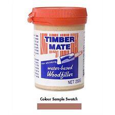 Timbermate WOOD FILLER Water Based,Shrink Resistant, MAPLE AUS Brand-250 Or 500g