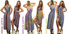 vestido vestido largo imperio,espalda de encaje macramé fantasie étnico talla u