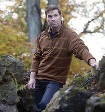 Toggi robertson mens sweatshirt top, medium, large, xl, xxl,  mocha