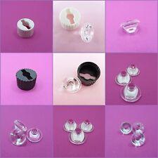 5-120 Degrees 20mm LED Astigmatism Lens With Plastic Holder Optic Bracket Angle