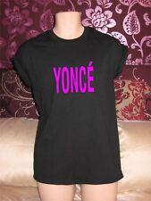 Beyonce T-shirt Yonce Beyonce ivre dans l'amour jaloux Flawless Femmes Filles Femmes