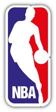 NBA Basketball Logo Car Bumper Sticker Decal - 3'', 5'', 6'' or 8''