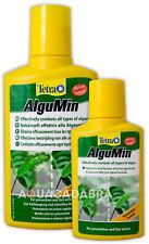 Tetra AlguMin 100 Ml 250 ml Acuario Tratamiento De Algas Peces Tanque