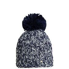 CMP Berretto di maglia cappello invernale Blau pon-pon fodera in pile caldo 9444b16987fd