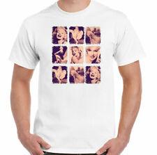 Marilyn Monroe T-Shirt collage Cool Mum Dad retro glamour fun gift birthday Yolo