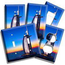 BURJ AL ARAB HOTEL IN DUBAI UNITED EMIRAITES ROOM ART DECOR LIGHT SWITCH OUTLETS
