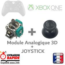 Joystick manette XBOX ONE et Module 3D Stick Analogique torx t8  (NEUF)