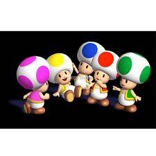 Stickers autocollant Mario réf 15182 15182
