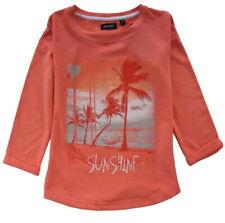 Blue Seven Mädchen Teens -Sweatshirt aus der Serie Sunshine Beach Koralle