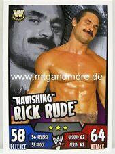 "Slam ATTAX RUMBLE - ""Ravishing"" Rick Rude-Legends"