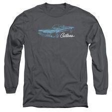 OLDSMOBILE 68 CUTLASS T-Shirt Men's Long Sleeve