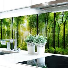 Küchenrückwand Waldlichtung Premium Hart-PVC 0,4 mm selbstklebend