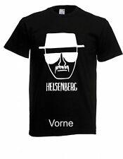 Herren T-Shirt Heisenberg bis 5XL (Film / Serie)