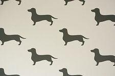 Salchicha de lindo perro perro salchicha Pegatinas de Pared Arte Calcomanías/- Varios Colores y Tamaños