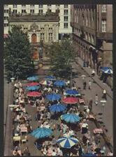 AK Leipzig DDR 1972 Messestadt Naschmarkt Alte Handelsbörse