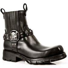 NEWROCK NR M.7621 S1 Black - New Rock Boots - Mens