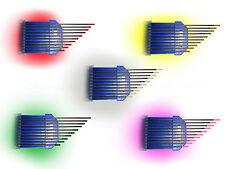 10x tungstène aiguille wt20 wc20 wl15 w vert pink tungstène aiguilles AC DC wig tig tungsten