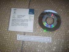 CD Jazz Klaus Doldinger passport Inner City Blues (2 chanson) promo éoliennes + presskit