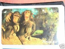 Used Singapore 'Humour' phone card