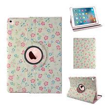 Apple iPad Pro Multi Pequeño Estampado Floral Diseño 360 GRADOS GIRATORIO FUNDA